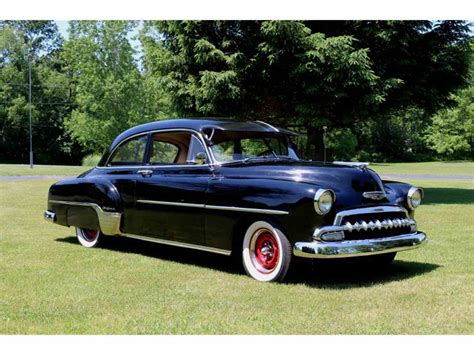 1952 chevrolet for sale 1952 chevrolet deluxe business coupe for sale