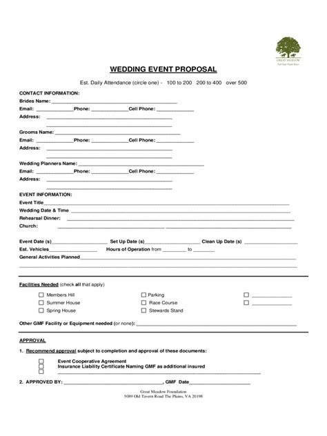 Event Proposal Template 5 Free Templates In Pdf Word Excel Download Wedding Event Template