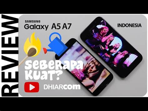 Harga Samsung A5 Taiwan review samsung a5 a7 2017 indonesia ponsel premium y