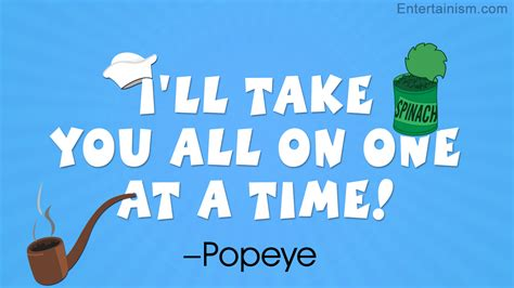 Popeye The Sailor quotes from popeye the sailor