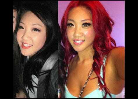 bright red hair tutorial diy tutorial how to get bright red hair from dark hair