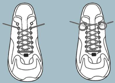 how to tie shoes for running 25 best ideas about shoe lacing techniques on