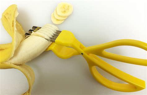 Gunting Serbaguna Multifungsi banana cutter gunting pemotong pisang unik dan serbaguna