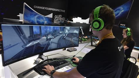 Monitor Pc Untuk Gaming gaming monitors become the fastest growing pc