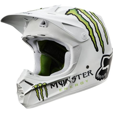 Helm Aufkleber Monster Energy by Monster Energy Helmets