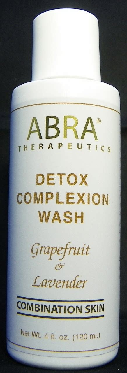 Detox Sorry Bout It by Abra Therapeutics Detox Complexion Wash Abra Therapeutics