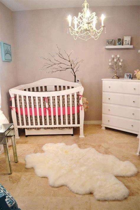 rugs for a baby nursery 15 nursery room design ideas with a fur rug kidsomania