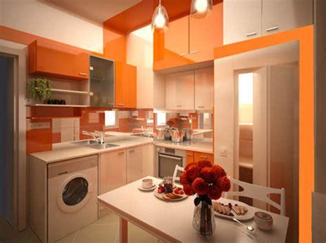 Orange Color Kitchen Design Modern Kitchen Design By Gemelli Design Orange And Green Colors