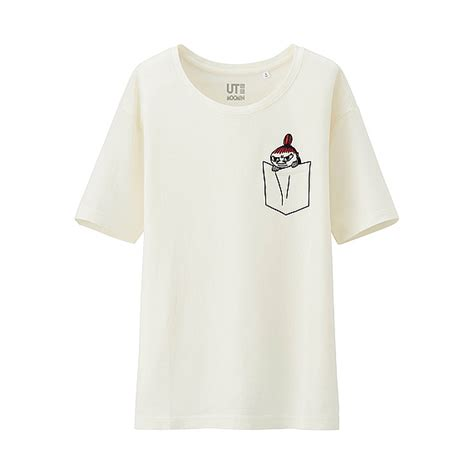 My T Shirt my t shirt by uniqlo moomin moomin