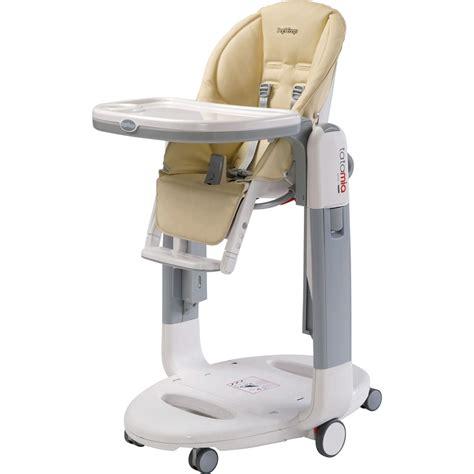 chaise tatamia chaise haute b 233 b 233 tatamia de peg perego sur allob 233 b 233