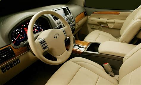 2013 Infiniti Qx56 Interior by Car And Driver