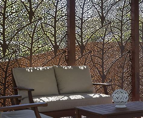 Garden Screen Panels by 25 Best Ideas About Decorative Screens On