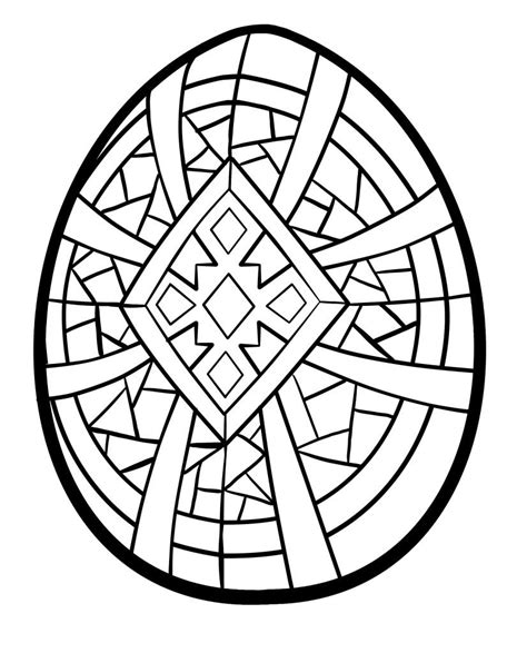hard cross coloring pages easter egg coloring pages printable an urdee cross or