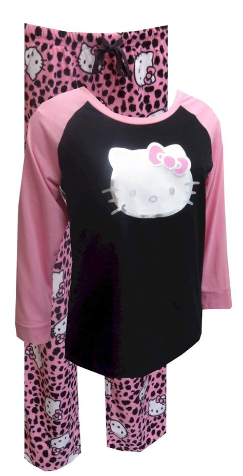 Pajamas Hello Pink 17 best images about pjs on pajamas betty boop and pajamas for