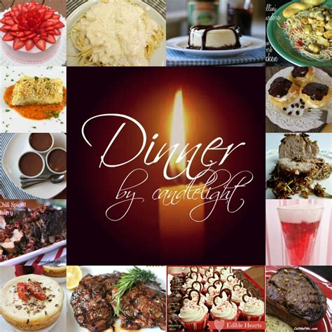 Light Dinner Ideas by Pin Candle Light Dinner Birthday Planning