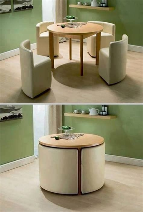 Meja Makan Kaca Bulat 16 model meja makan terbaru dengan desain minimalis