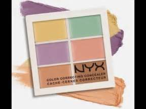 nyx color corrector nyx color corrector concealer palette me cover my