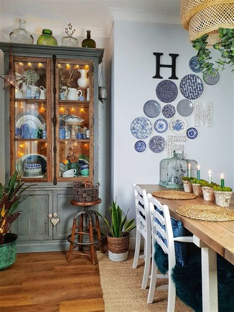 colourful victorian terrace green dining room room