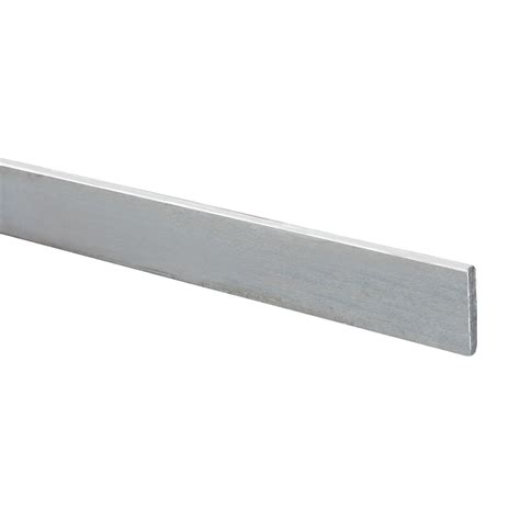 metal mate 30 x 3mm 1m galvanised steel flat bar