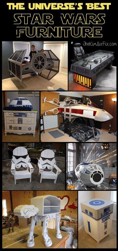 star wars bedroom furniture 25 best ideas about star wars furniture on pinterest