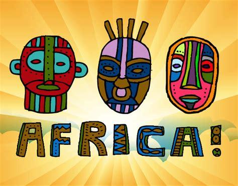 fotos de frica para imprimir desenho de afrika pintado e colorido por lupper o dia 30