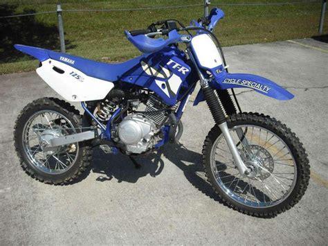 yamaha motocross bikes for sale 2002 yamaha tt r125l dirt bike for sale on 2040 motos