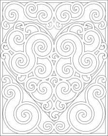 patterns to color patterns to color coloring pages