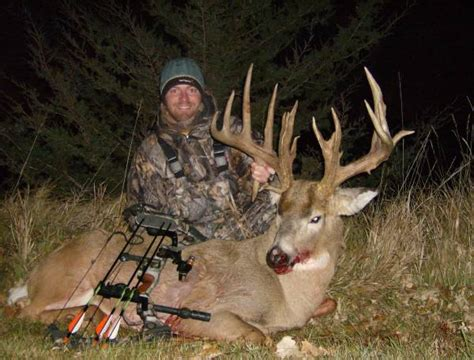 South Records South Dakota Non Typical Archery Whitetail Records South Dakota