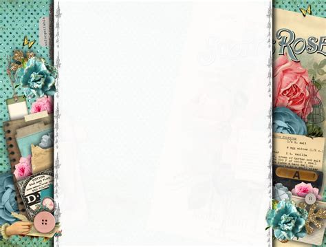 themes para blogger vintage sweetly scrapped free blog background vintage fun