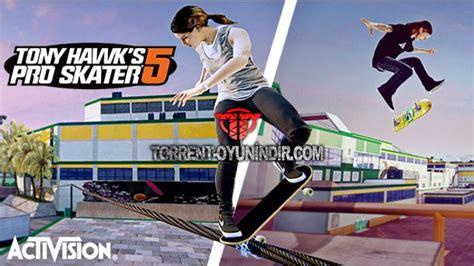 tony hawk pro skater apk tony hawk s pro skater 5 ps3 indir torrent oyun indir pc oyunlar oyun y 252 kle tek link