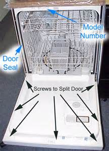 How To Secure A Dishwasher Maytag Dishwasher Diagnostic Chart American Service Dept