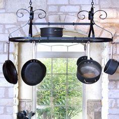 large pot rack wayfair 1000 images about the modern kitchen on pinterest