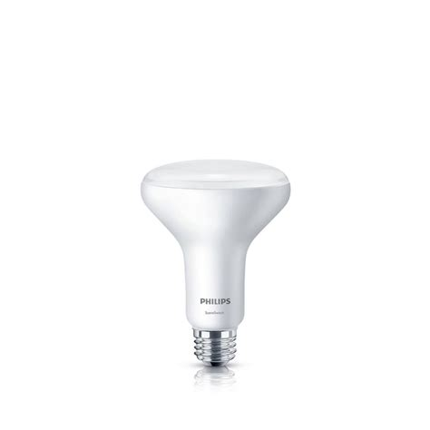 Lu Philips 65 Watt philips 65 watt equivalent br30 led energy sceneswitch color 473660 the home depot