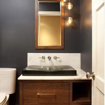 contemporary powder room design ideas