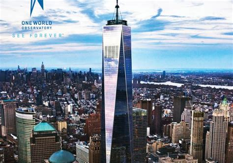 New York Mba Fast Track by One World Observatory Tickets For The One World