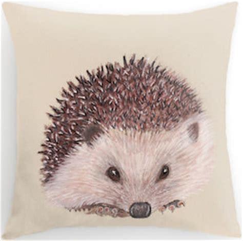 Hedgehog Pillow Pet by Hedgehog Pillowconfession
