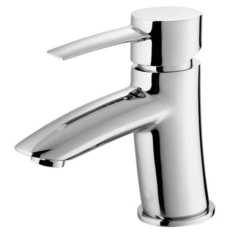 vigo single hole single handle bathroom faucet  chrome vgch  home depot