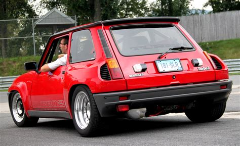 renault 5 turbo renault 5 turbo 2 sport car