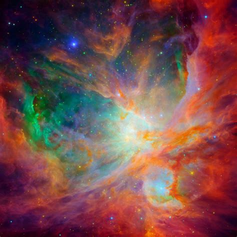 colorful universe nuestro bello universo our beautiful universe colorful