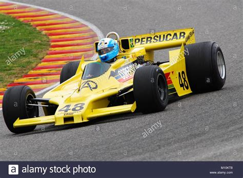Coupling Rundown April 2007 by Emerson Fittipaldi Stock Photos