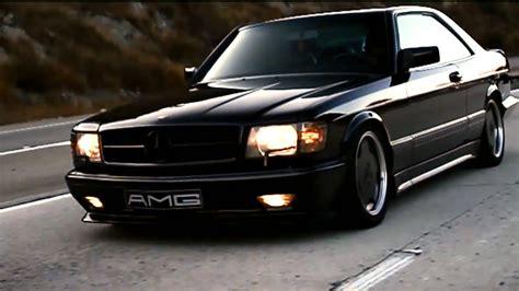 mercedes 560 sec amg quot sledgehammer quot beautiful cars
