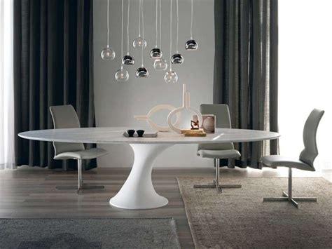 tavoli ovali bianchi tavoli ovali foto 10 41 design mag