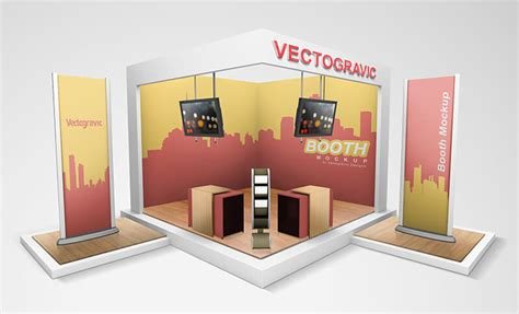 photo booth psd template 21 trade show booth mockup templates free premium