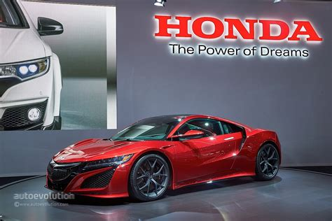 honda supercar honda nsx reborn as a hybrid supercar at geneva 2015