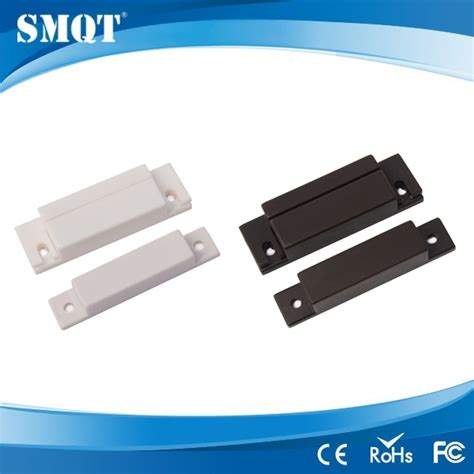 Wired Magnetic Contatc For Wooden Door magnetic door sensor magnetic contact wired door sensor