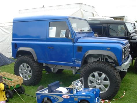 Build A Land Rover by Boolean21 S Land Rover Defender D90 Build