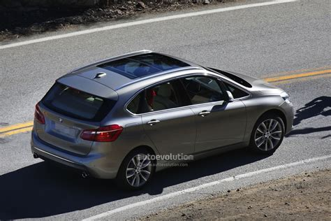 Bmw 2er Gt by Bmw 2 Series Gt Completely Revealed Through Spyshots