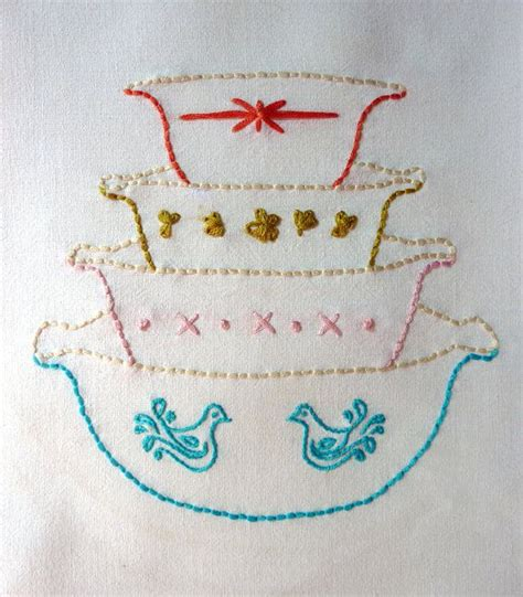 Embroidery Designs For Kitchen Towels Best 25 Dish Towel Embroidery Ideas On Pinterest Patterned Tea Towels Towel Embroidery And
