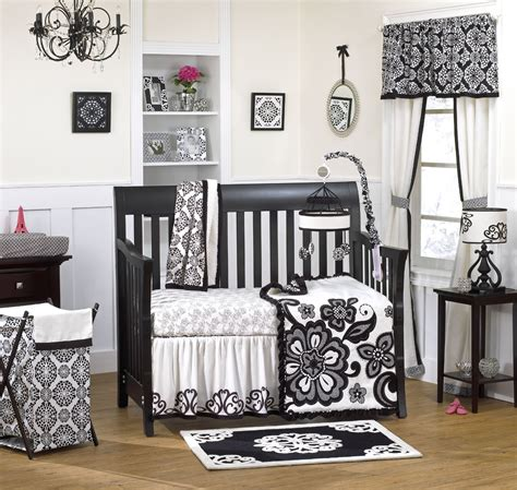 black and white crib bedding sets 90 black white and crib bedding sets