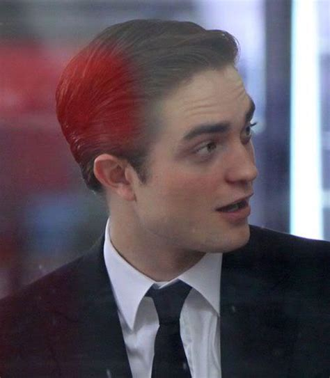 Robert Pattinson Hairstyle by Mens Hairstyles For Hair Cool S Hair